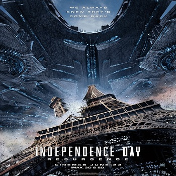 فيلم Independence Day Resurgence 2016 مترجم 720p Hdrip